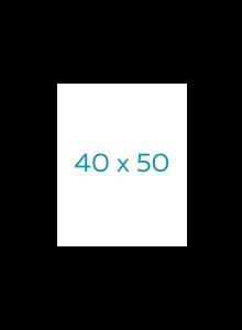 40 x 50 cm